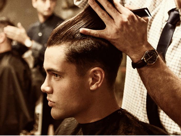 Foto dei tagli di capelli uomo