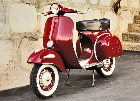 Come restaurare una vespa o scooter d 39 epoca for Restaurare casa fai da te